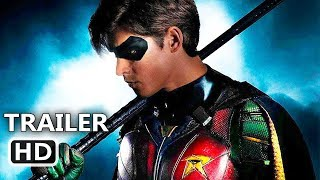 TITANEN Official Trailer (2018) Nightwing DC Universe TV-Show HD