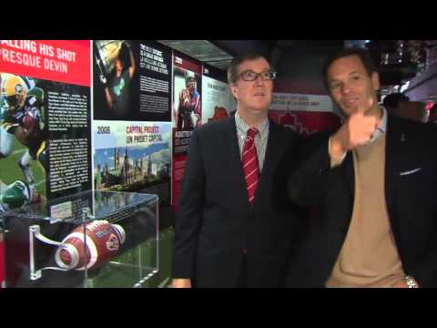 Grey Cup 100 Tour: Executive Tour