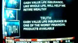 Dave Ramsey Laughs at Investing in a Whole Life Insurance Policy