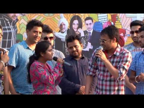 AMRINDER GILL LIVE  New Punjabi Song 2015