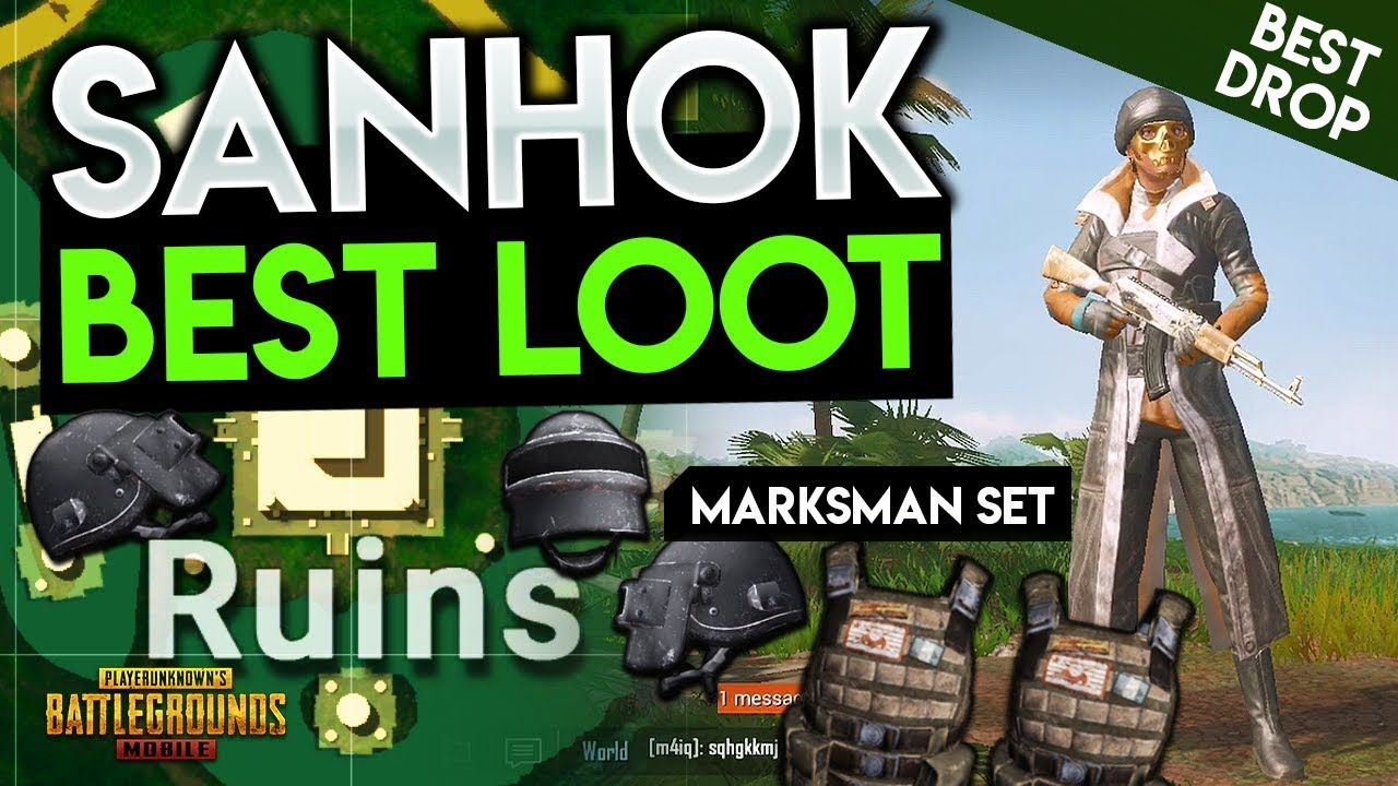 All Sanhok Map Locations And Tips: BEST LOOT & DROP LOCATION ON SANHOK