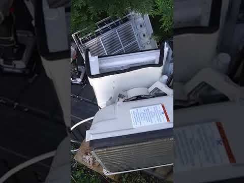 Noisy Window Air Conditioner Repair