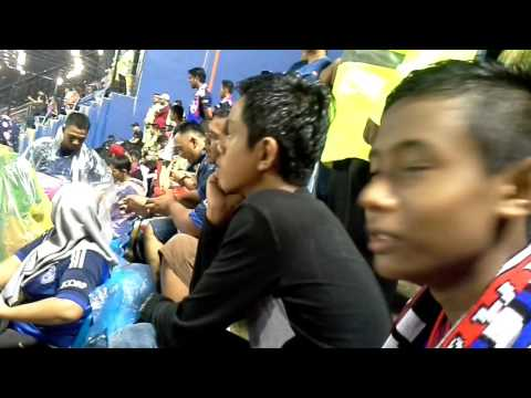 Azan di stadium Larkin. ( JDT vs KAYA FC)