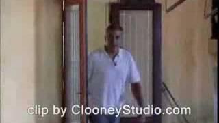 GEORGE CLOONEY IN VILLA OLEANDRA 1 - ROSARIO ARIJON