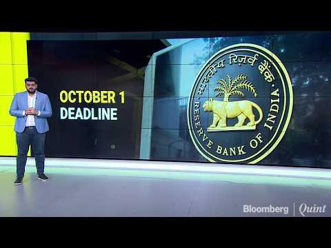 New Deadline For External Benchmarking Of Loans