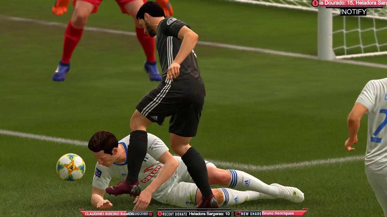 FIFA 20 - 🎥 #Repost Live fb.gg/bhsga 🎮🏆 TEMPORADA 1 - 🎥 RONALDO FENÔMENO EP-17 -