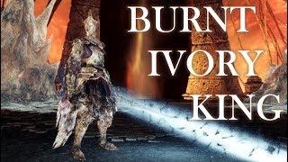 Burnt Ivory King Boss Battle | Dark Souls 2