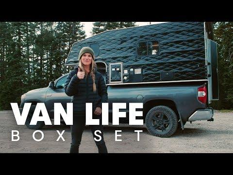 Van Tours with Pro Athletes Michelle Parker, Ronnie Renner & Payson McElveen   Van Life
