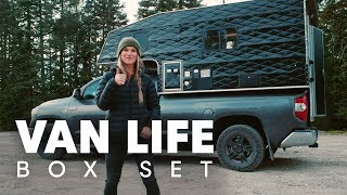 Van Tours with Pro Athletes Michelle Parker, Ronnie Renner & Payson McElveen | Van Life
