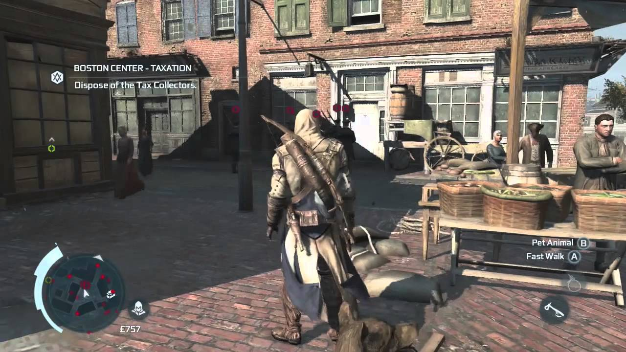Assassin S Creed 3 Gameplay Walkthrough Part 25 Sequence 6 Hd