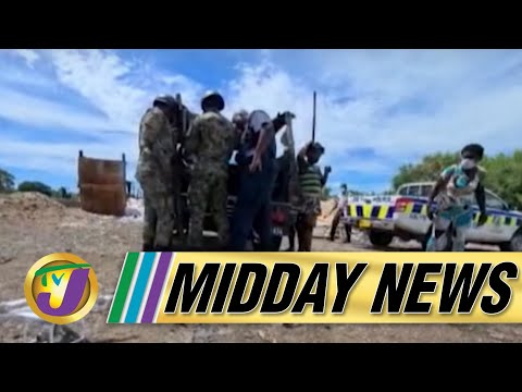 Elderly Woman Washed Away | JCF Failing to Discipline Some Cops | TVJ Midday News - Oct 1 2021