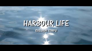 A Moment in Time - Harbour Life, Kassiopi, Corfu