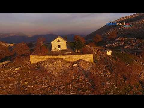 Σκιαδάς Πρέβεζας - Αη Λιάς  απο ψηλά - Skiadas Prevezis drone flight