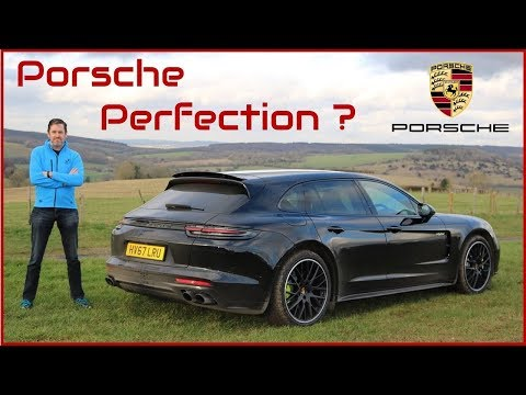 Panamera Sport Turismo eHybrid - The best All-Round Porsche there is ?