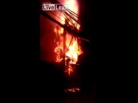 Fire In Ho Chi Minh Karaoke Bar