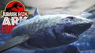 Download Video Jurassic ARK Evolved #2 - Mistérios Do Fundo Do Mar, Barco Afundado! | (PT-BR) MP3 3GP MP4