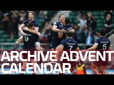 Archive Advent Calendar | Day 7