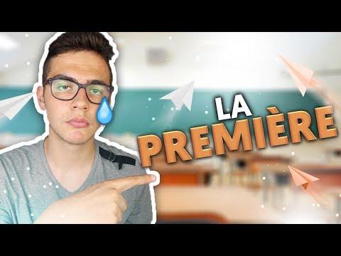 LA PREMIÈRE AU LYCÉE !