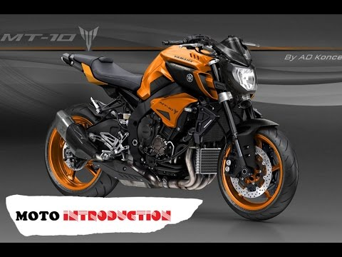 Yamaha MT 10 In Valentino Rossi Livery And More From AD Koncept