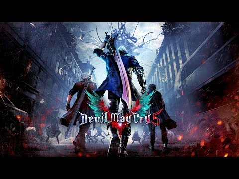 DMC5 Devil May Cry 5 OST   Nero's Battle Theme   10 Hours Extended HQ デビル メイ クライ 5