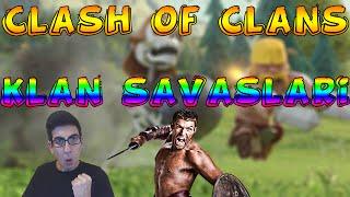 KLAN SAVAŞLARI | Clash of Clans Türkçe (Mobil Oyun)