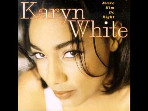Karyn White Can i stay with you
