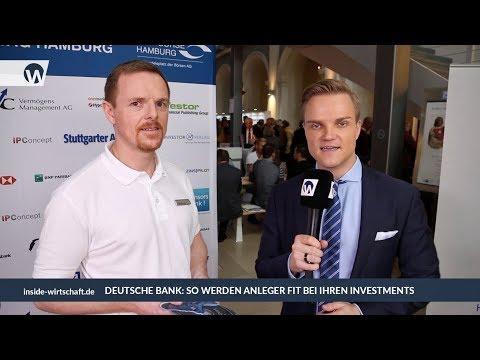 Deutsche Bank: So werden Anleger fit für ihre Investments