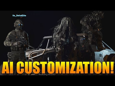 NEW AI CUSTOMIZATION FIRST LOOK! | Ghost Recon Wildlands AI Customization