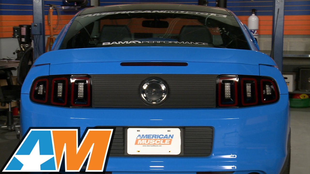 Mustang Mmd Decklid Panel 2013 2014 All Review Youtube