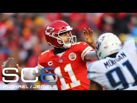 Charles Woodson says Washington traded for basically the same quarterback   SC6   ESPN