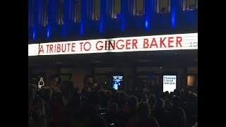 I feel free. Eric Clapton & Friends. Tribute to Ginger Baker. 17 February 2020