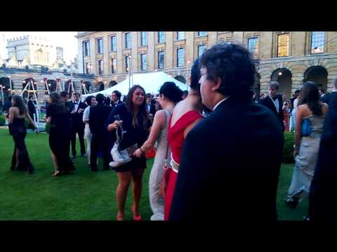 The Queen's Ball, Oxford 2013