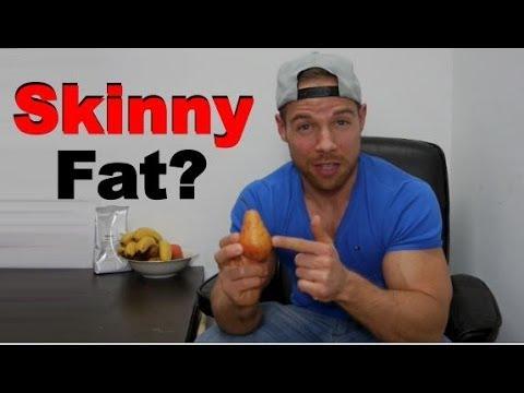 Skinny Fat - Dicker Bauch und schmale Schultern - Was kann man tun?