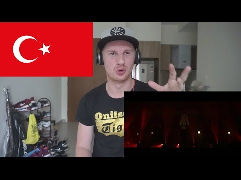 Emrah Karaduman - Cevapsız Çınlama ft. Aleyna Tilki // TURKISH MUSIC REACTION