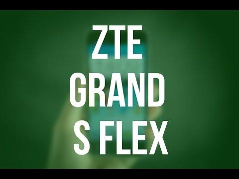 Wideo test i recenzja telefonu ZTE Grand S Flex   techManiaK.pl