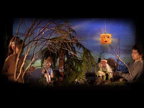 "Tsi'li'xw (Bill James) Chief of Lummi Nation - ""Welcome"" - PuppetFace"