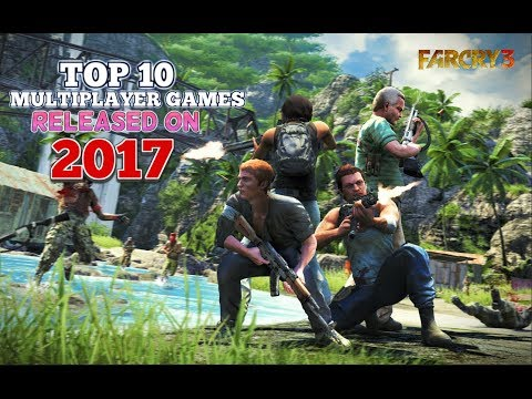 Top 10 multiplayer games released on 2017 for Android/iOS