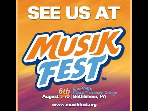 Lovecartel Live At Musikfest!!!- Wednesday August 6, 2014!!!