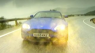 The Aston Martin V8 Vantage S #TBT - Fifth Gear