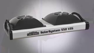 California LightWorks SolarSystem 550 Veg LED Grow Light