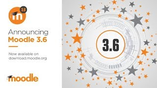 Moodle 3.6 Overview