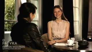 PARIS en australie vous présente La Remarquable Interview de Juliette, mannequin de la Fashion Week