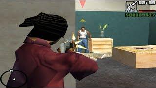 GTA san andreas - DYOM mission # 6 - kill CJ