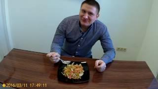 теплый салат ч.2 - Оценка оператора