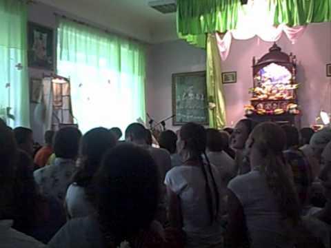 Hare Krsna! Novosibirsk devotional life :)