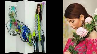 LATEST SANA SAFINAZ LAWN COLLECTION MOST BEAUTIFUL PAKISTANI DRESSES FOR GIRLS AND LADIES