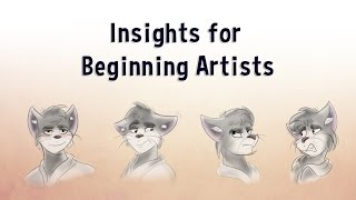 Artist Blog - Insights for Beginning Artists
