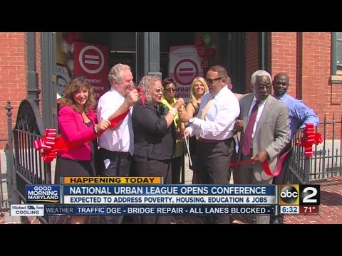 National Urban League opens conference in Baltimore