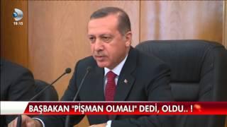 Erdoğan Bayraktar Özür Diledi