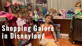 Shopping Galore in Disneyland by Ate Mela